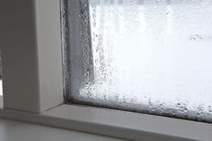 Can you eliminate condensation with double glazing?