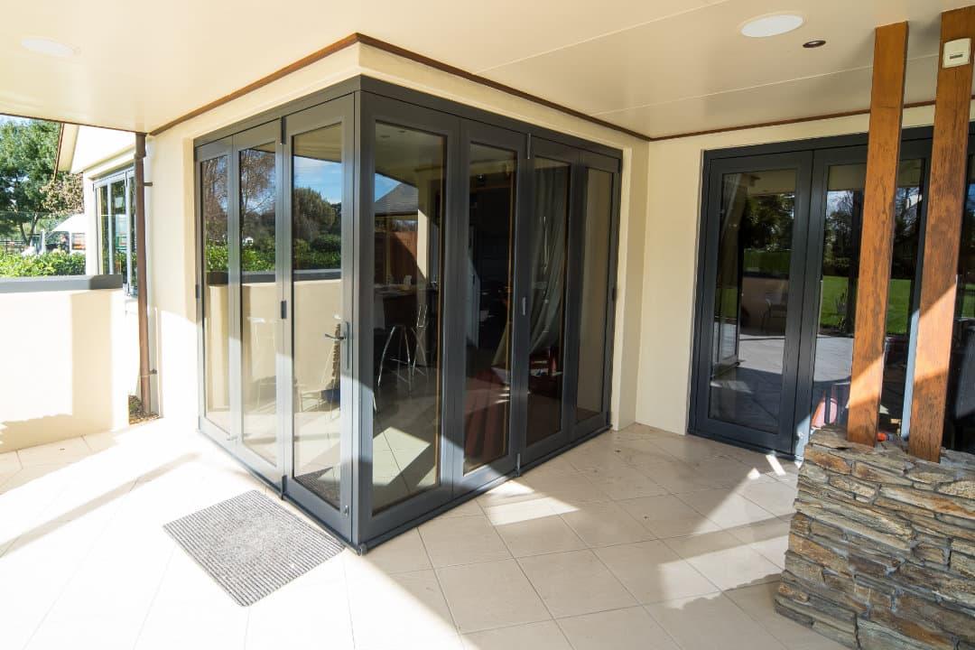 Exterior Aluminum Doors Nz Composite Joinery Aluminium Doors