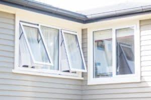 New replacement double glazed windows, ThermaL 4.0 using retroglaze system by The Double Glazing Company