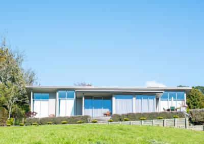 Rotorua aluminium joinery retrofitted with double glazing