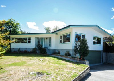 1960s Timber Weatherboard home - Timber Retrofit