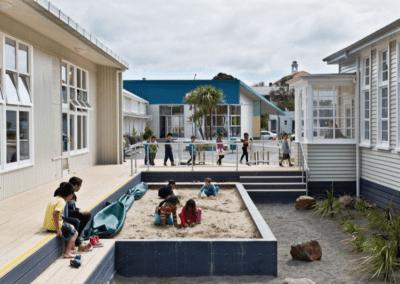Kahuranga School - retro double glazing project