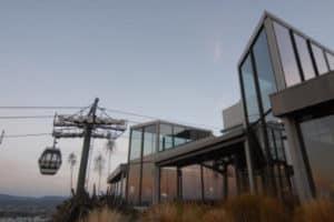 Skyline Restaurant - Retrofit Double Glazing into Aluminium Windows