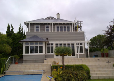 Timber Retrofit - bungalow home, Remuera, Auckland